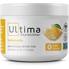 Ultima Replenisher Balance Electrolytes Lemonade 30 Servings